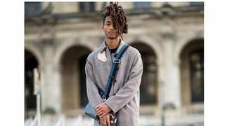 Jaden Smith partnered is one of the changemaker who partnered with Levi's. Picture: Instagram/@c.syresmith.