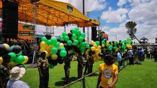 ANC celebrations have been cancelled. Picture: Danie van der Lith/African News Agency(ANA)