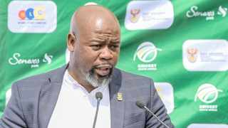 CSA simply can't move forward on finding resolutions to a plethora of problems besetting the sport while nothing is seen to be done about Thabang Moroe. Picture: Christiaan Kotze/BackpagePix