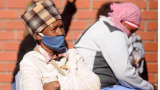 Western Cape Government Health conduct community screening and testing for Covid-19 in Khayelitsha. Picture: Ayanda Ndamane/African News Agency (ANA)