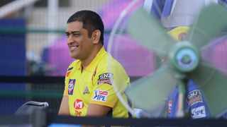 Mahendra Singh Dhoni will return to play for the Chennai Super Kings in the next edition of the Indian Premier League. Photo: @ChennaiIPL via Twitter