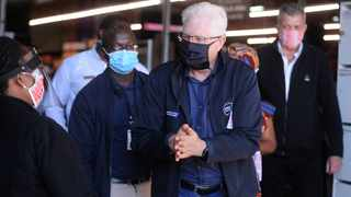 Premier Alan Winde has shared all the ways that the province has been supporting business and workers, and to ensure that more of the economy can open in a safe manner. Picture: Ayanda Ndamane/African News Agency (ANA)
