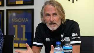 FILE - Cape Town City coach Jan Olde Riekerink. Photo: Ryan Wilkisky/BackpagePix