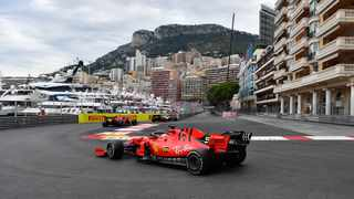 Ferrari's German driver Sebastian Vettel competes to place second during the Monaco Formula 1 Grand Prix at the Monaco street circuit on May 26, 2019. Photo: AFP