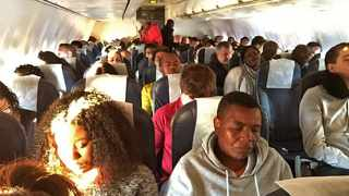 File photo: After the historic drop in air travel, global citizens are steadily flying again - some with mixed reviews. Picture: Tracey Adams/African News Agency(ANA)