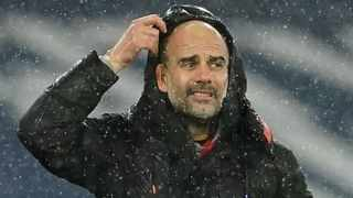 FILE - Manchester City manager Pep Guardiola. Photo: Dave Thompson/Reuters
