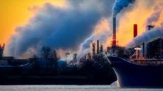 Atmospheric monitoring of greenhouse gases to challenge climate change