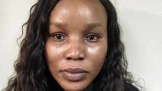 Nontobeko Precious Magongo, 46, has been charged with fraud after over R1.5m was stolen from a Barberton mine. Picture: Supplied