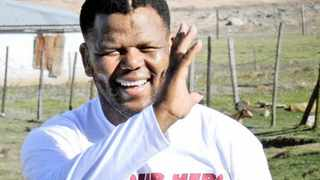 Madiba look-alike Ayanda Mbatyothi died at the weekend. File picture: Cindy Waxa/African News Agency (ANA)