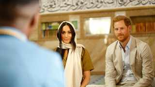 File photo: Prince Harry and Duchess Meghan's move to Montecito has angered locals. Picture: Bashiera Parker/African News Agency