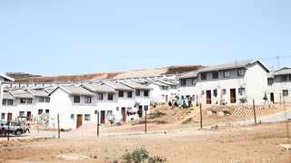 An advert was shared on social media showing one of the Cornubia homes up for sale. Picture: Doctor Ngcobo/African News Agency(ANA)