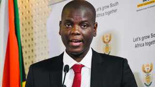 A six-cabinet committee will be chaired by Justice and Correctional Services Minister Ronald Lamola. Picture: GCIS