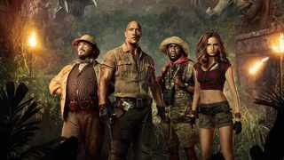 """""""Jumanji: The Next Level"""". Picture: Sony Pictures"""