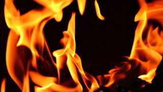 A firefighter rescued a Laudium woman from a burning house. Picture: Pixabay