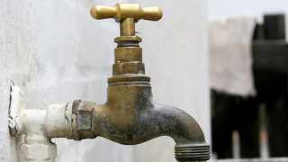 If there's a fountain of water coming out of your tap or showerhead, turn the water off at the mains. Picture: PickPik