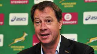 An arbitrator has ordered SA Rugby CEO Jurie Roux to pay back the R37 million which was misappropriated from Stellenbosch University's coffers to the Maties Rugby Club. Photo: Ryan Wilkisky/BackpagePix