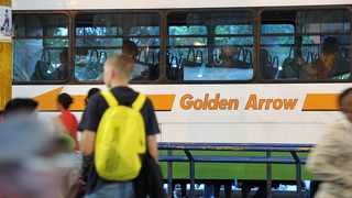 The complaint was lodged on Friday by a commuter and a member of the Ukubavimba Foundation, Deon Carelse, on behalf of all victims – passengers and bus drivers – who have been robbed. Picture: David Ritchie/African News Agency/ANA