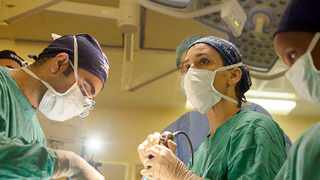 A team of surgeons performed the first Transorbital neuroendoscopic surgery at Groote Schuur Hospital, Cape Town.