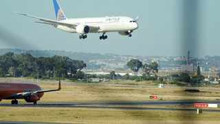 United Airlines Holdings Inc. will add new nonstop flights to Africa and India as the carrier revamps an international network. Picture: David Ritchie/African News Agency(ANA)