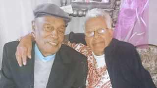 Chundersen Maharaj and his wife Rita. Picture: Supplied