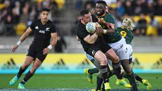 The new agreement, confirmed on Tuesday, will stretch FNB's association with the Springboks to eight years in total. Picture: Andrew Cornaga/www.Photosport.nz