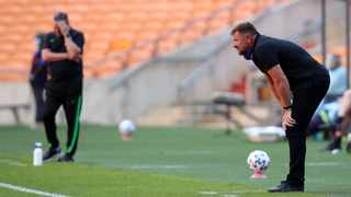 Coach Eric Tinkler's Team of Choice has lost its first three DSTV Premiership games against Baroka FC, Cape Town City and Chippa United. Photo: Muzi Ntombela/BackpagePix