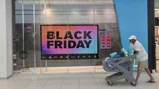 It's well known that people are shopping online more than ever before - but a seismic shift in South Africans' shopping behaviour is expected to be underlined in the next two months as Black Friday sales are expected to exceed festive season sales for the first time. Picture: Oupa Mokoena/African News Agency (ANA)