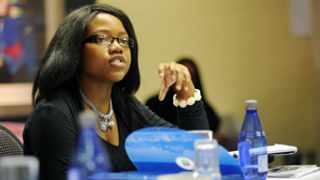 DA head of policy Gwen Ngwenya said the party's policy stance was aimed at creating an empowerment policy for the country that was both informed by non-racialism and the need to address the challenge of economic exclusion.