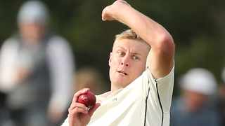 New Zealand's Kyle Jamieson recorded his third five-wicket haul in just six Test matches. Picture: Martin Hunter/Reuters