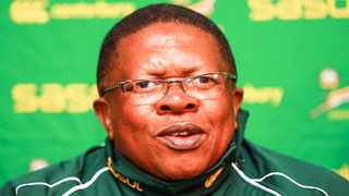 Former Springbok manager Arthob Petersen has died due to the effects of covid-19 the SA Rugby announced on Tuesday. Photo: