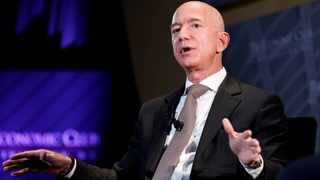 Amazon.com needs to do better at taking care of its employees, Jeff Bezos said on Thursday in his final letter to shareholders as chief executive officer of the online retail giant. Picture: Joshua Roberts/Reuters
