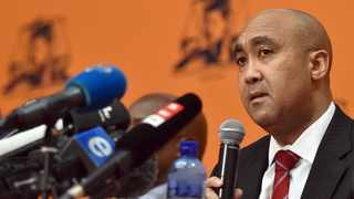 The ConCourt has ruled that Shaun Abrahams's appointment as NDPP head was invalid. Picture: Oupa Mokoena/African News Agency (ANA) Archives