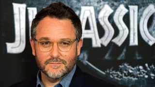 US director Colin Trevorrow poses for the media during a photo call for the movie 'Jurassic World' in Berlin, Germany. Picure: AP Photo/Michael Sohn