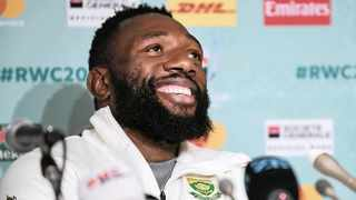 Tendai 'Beast' Mtawarira's part in the Boks' road to glory in Japan last year will be encapsulated in the special series Chasing The Sun. Picture: Andrew Cornaga/www.photosport.nz