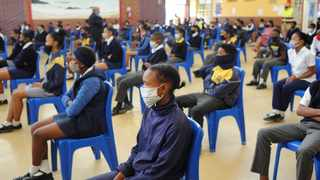 The Western Cape Commissioner for Children, Christina Nomdo, has called on the Department of Basic Education to listen to the voices of children when making important decisions. Picture: Henk Kruger/African News Agency (ANA)
