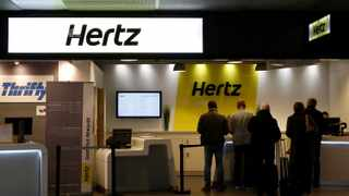 Mark Frissora, the former chairman and chief executive officer of Hertz Global Holdings, will return nearly $2 million in incentive-based compensation. Photo: File