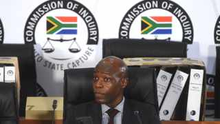 Former acting CEO Matshela Koko is expected to take the stand at the Zondo commission. Picture: Itumeleng English/African News Agency (ANA)