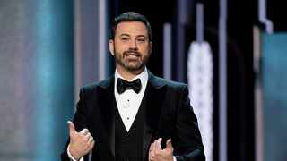 Jimmy Kimmel attends the 89th Annual Academy Awards in Hollywood. Picture: Bang Showbiz