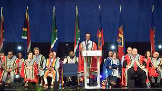 The University of Pretoria's (UP) Faculty of Economic and Management Sciences (EMS), launches a Master's degree in insolvency and business rescue. Picture: Thobile Mathonsi/African News Agency(ANA)