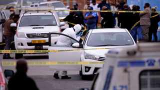 Anti-Gang Unit section commander Charl Kinnear was shot dead inside his car outside his home in Bishop Lavis on Friday. Picture: Ayanda Ndamane / African News Agency (ANA)