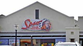 SA franchise restaurant chain Spur Corporation said it expects first-half profit to slump as much as 77%, following Covid-19 lockdowns, retrenchment costs and reduced franchise fees. File picture: Ross Jansen