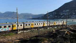 David Biggs writes that the trains go only as far as Fish Hoek now, when they used to go to Simon's Town and the lines that pass his house are quietly rusting away unused. Picture Brenton Geach/African News Agency (ANA) Archive