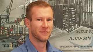 Rhys Evans, Managing Director at ALCO-Safe. Photo: Supplied