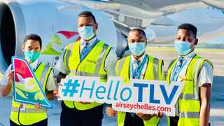 During the month of November, Air Seychelles will operate four-weekly flights on Tuesdays, Wednesdays, Thursdays and Fridays from Tel Aviv to the Seychelles. Picture: Supplied