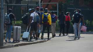 The University of Cape Town was able to house evacuated students in hotels across the city on Sunday night. Picture: Armand Hough/African News Agency (ANA)
