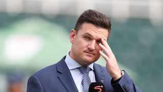 The SA Cricketers Association (SACA) is engaged in talks with Cricket SA's Director of Cricket Graeme Smith (pictured), regarding concerns for the players' welfare while in the 'bio bubble.' Photo: Muzi Ntombela/BackpagePix.