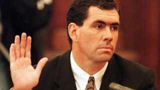 Former Proteas captain Hansie Cronje was accused on accepted bribes to thrown matches from bookie Sanjeev Chawla. Photo: File