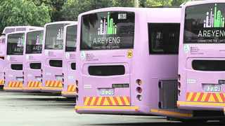 The bus industry has taken a severe knock in terms of operations and loss of income. Thobile Mathonsi African News Agency (ANA)
