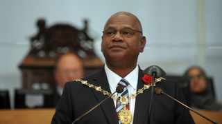 The election of Dan Plato as chairperson of the DA metro region paves the way for him to stand as mayoral candidate ahead of next year's municipal elections. File picture: Armand Hough / African News Agency (ANA)