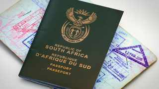 File image: The SA High Commission in the UK said entry will not be permitted unless a mask is worn.